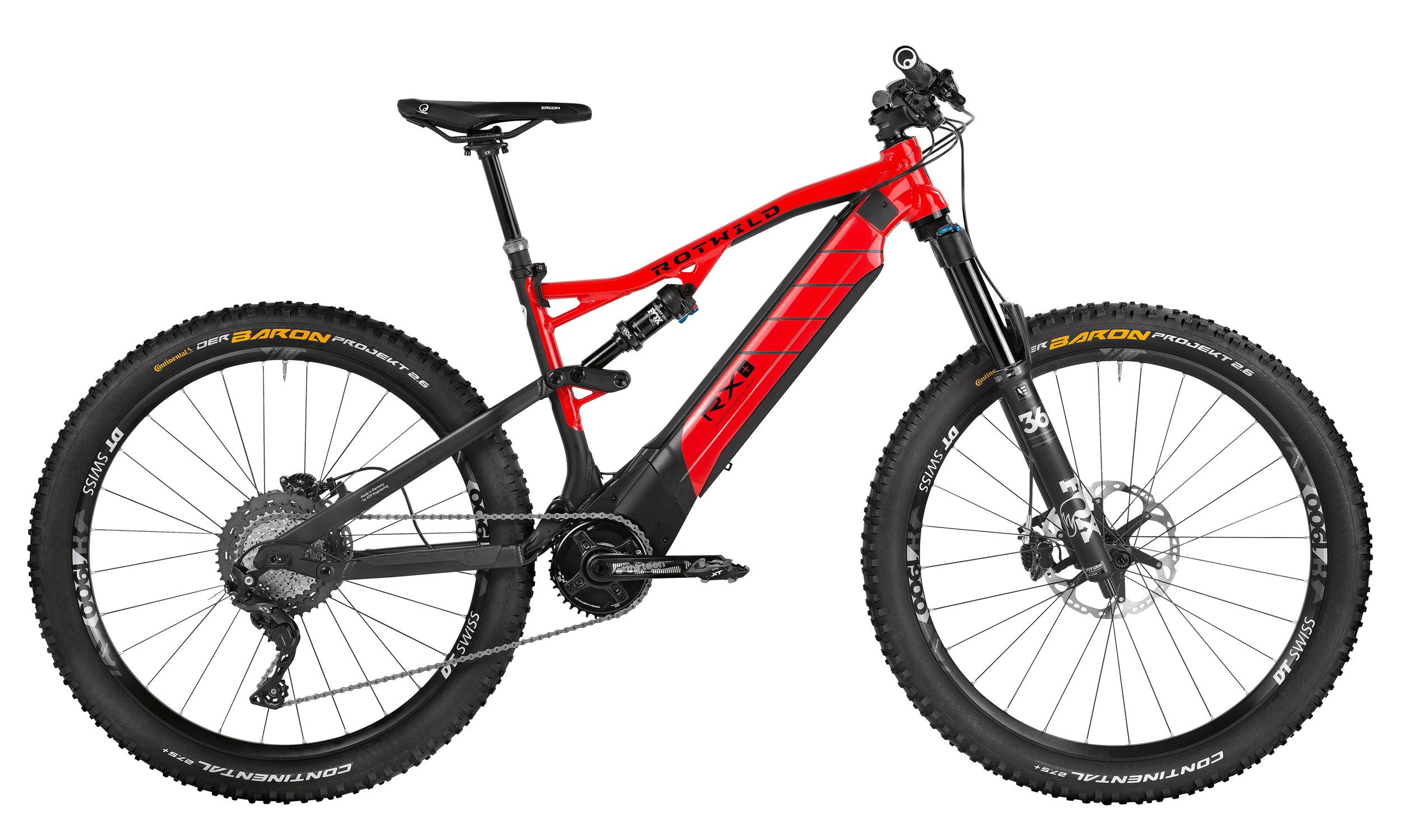 2019 Rotwild R.X+ Trail Pro
