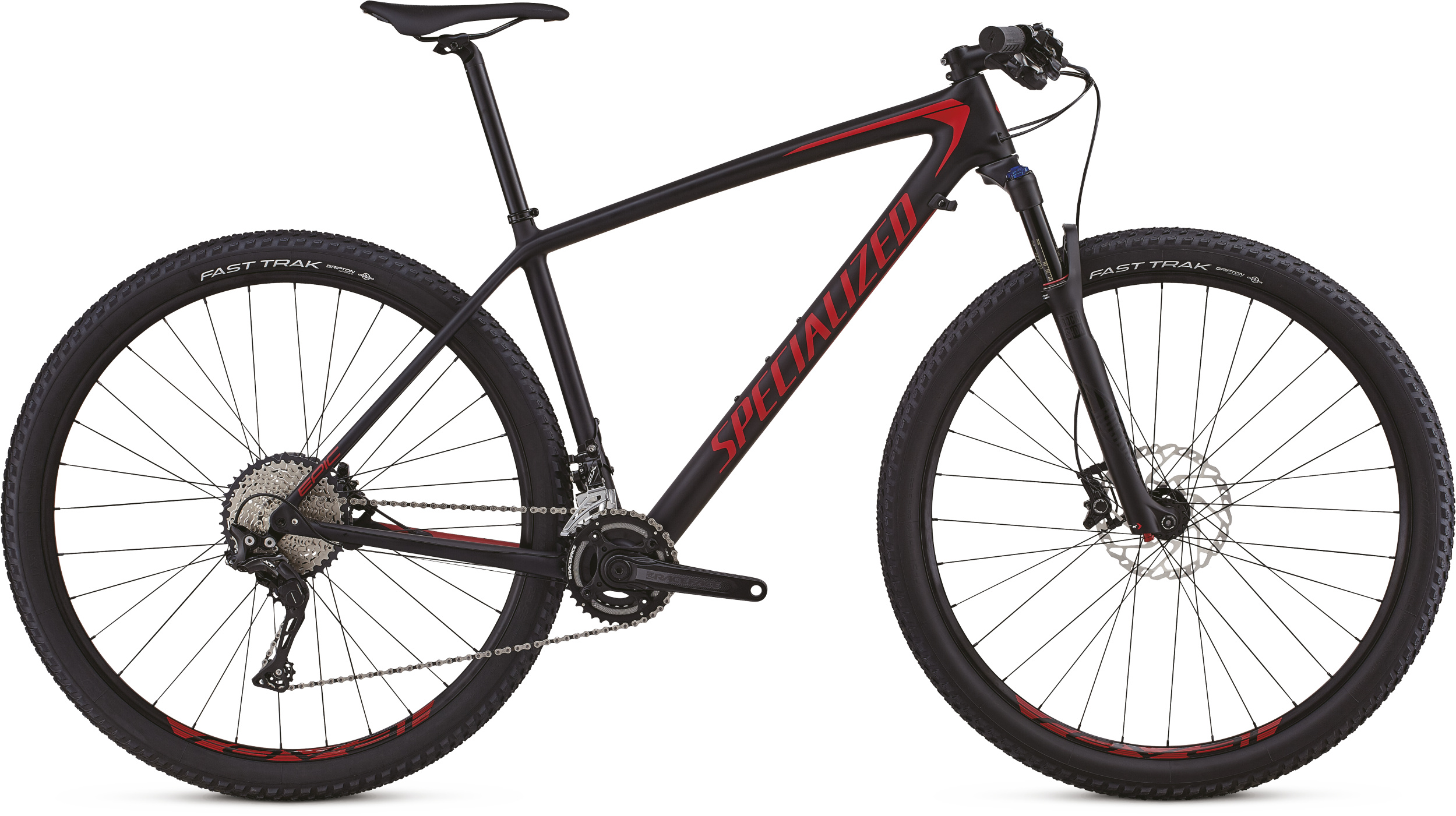 2018 Specialized Epic Hardtail Comp 2x