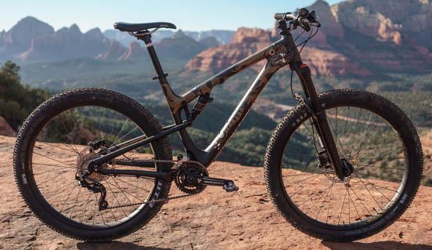 ... das neue Overland Bike!